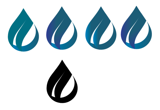 More logo Water droplet Ideas - Quorn Project